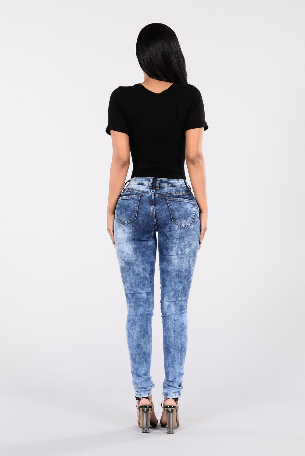 Be There Soon Jeans - Dark Blue