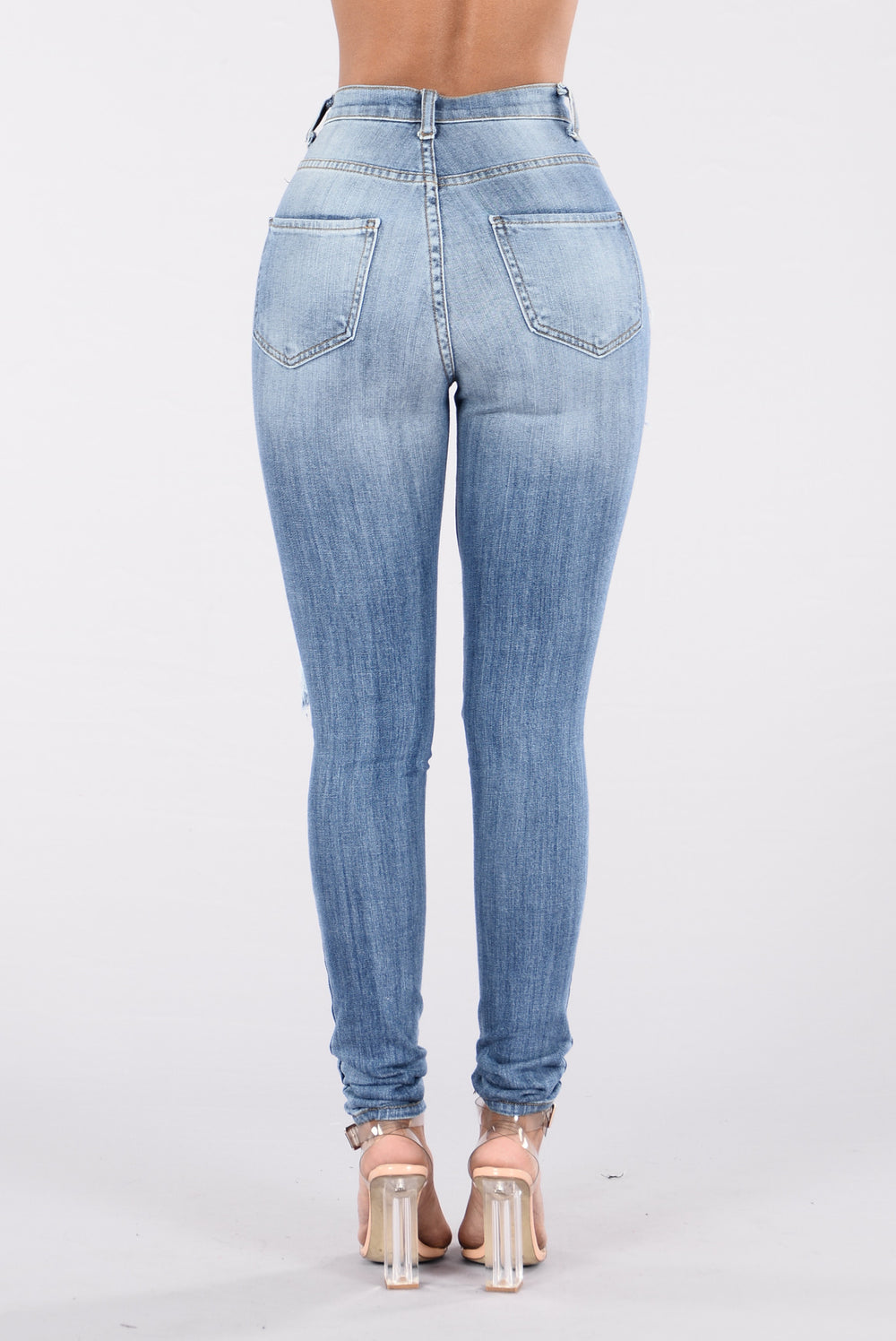 Jump Ship Jeans - Medium Dark