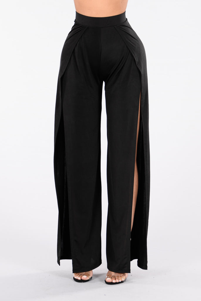 Leg Day Pants - Black