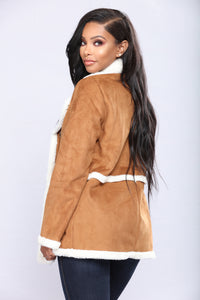 Cabin In The Woods Jacket - Camel