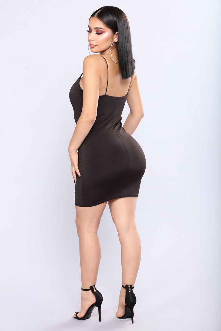 Your Everyday Mini Dress - Black