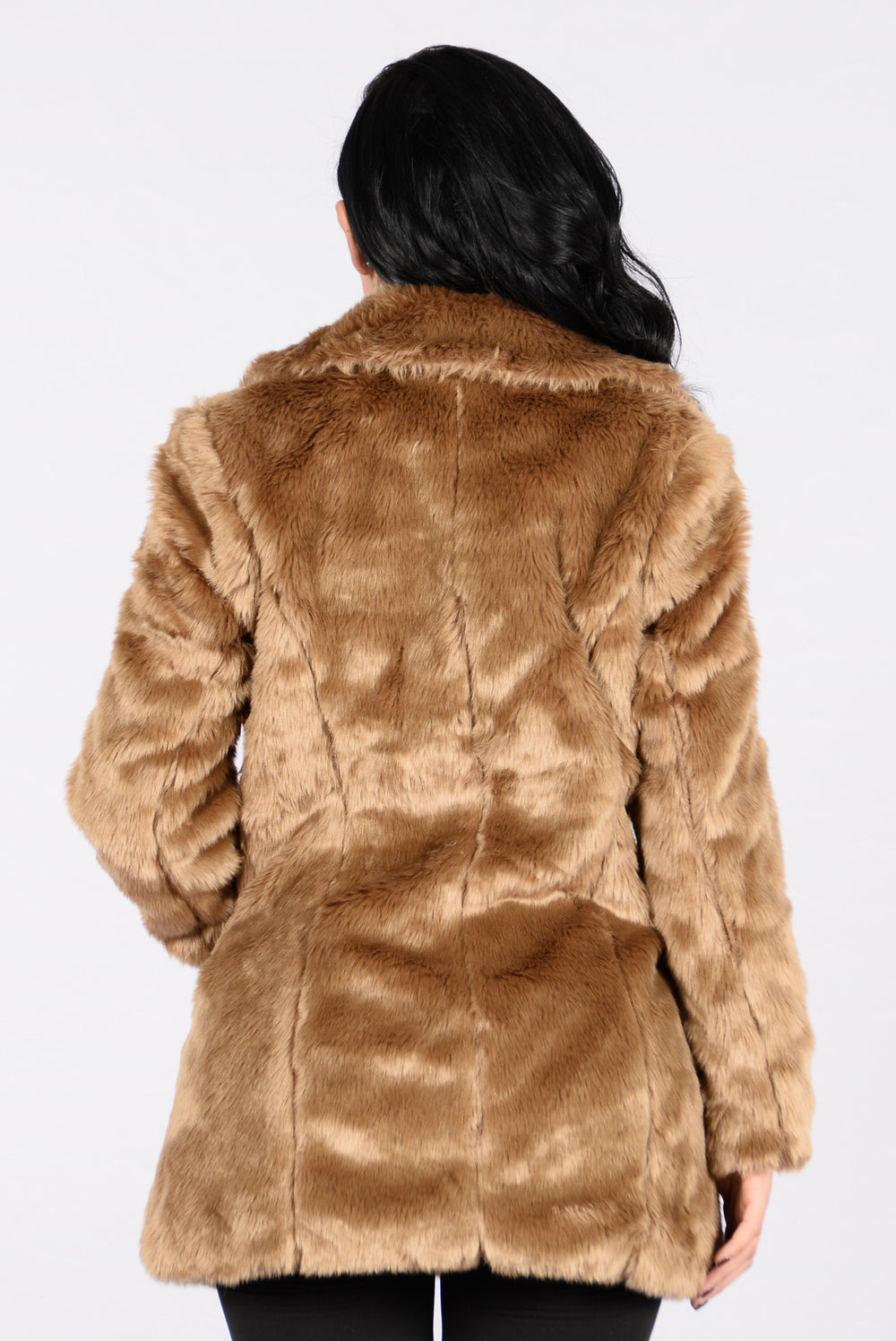 Bags Of Money Jacket - Camel
