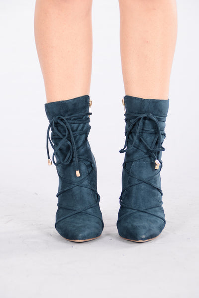 Winter Babe Boot - Teal