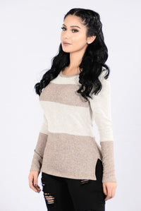 Style This One Sweater - Mocha