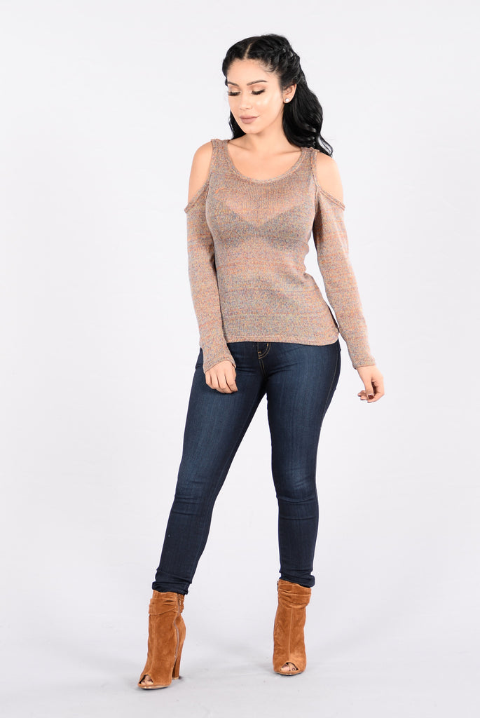 Hot And Cold Top - Multi