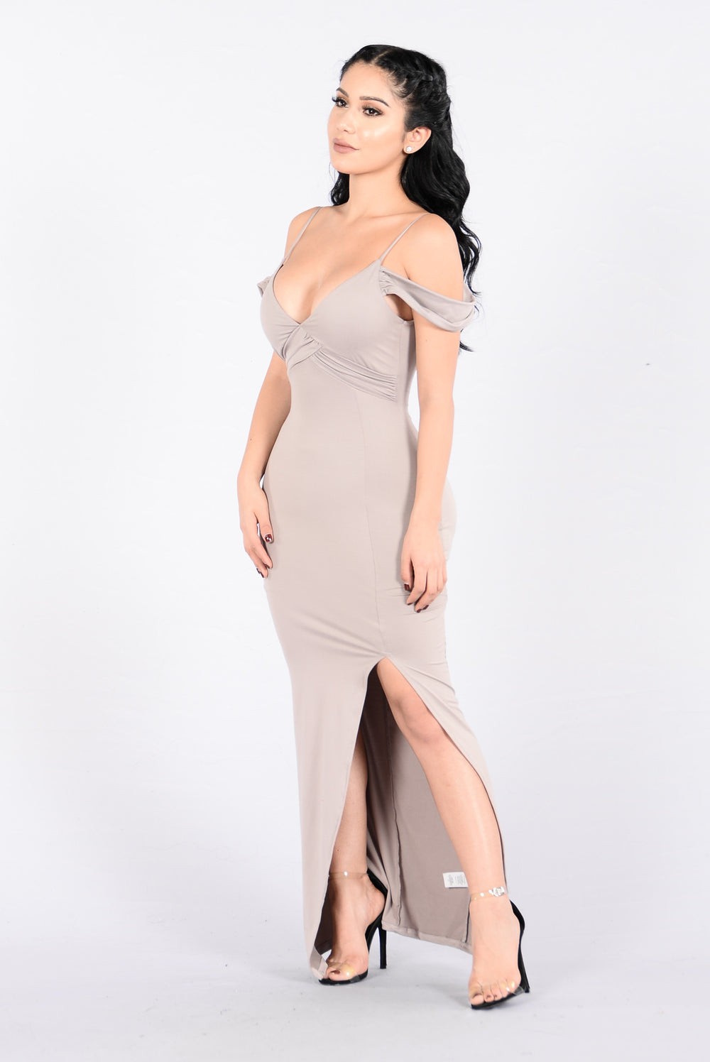 Kiss And Makeup Dress - Coco