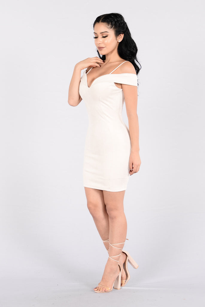 Ruby Girl Dress - Ivory