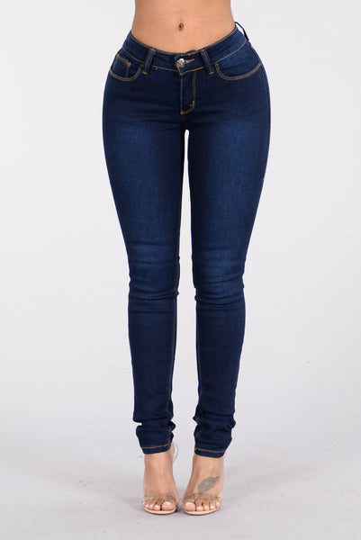 Desert Night Jeans - Indigo