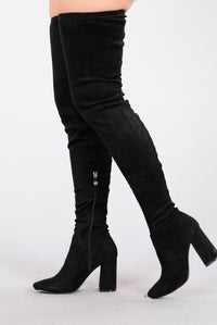 Limit Your Love Boot - Black