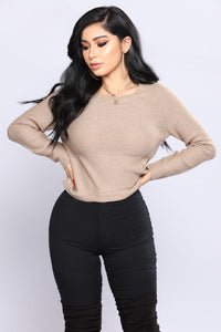 Juliette Sweater - Khaki