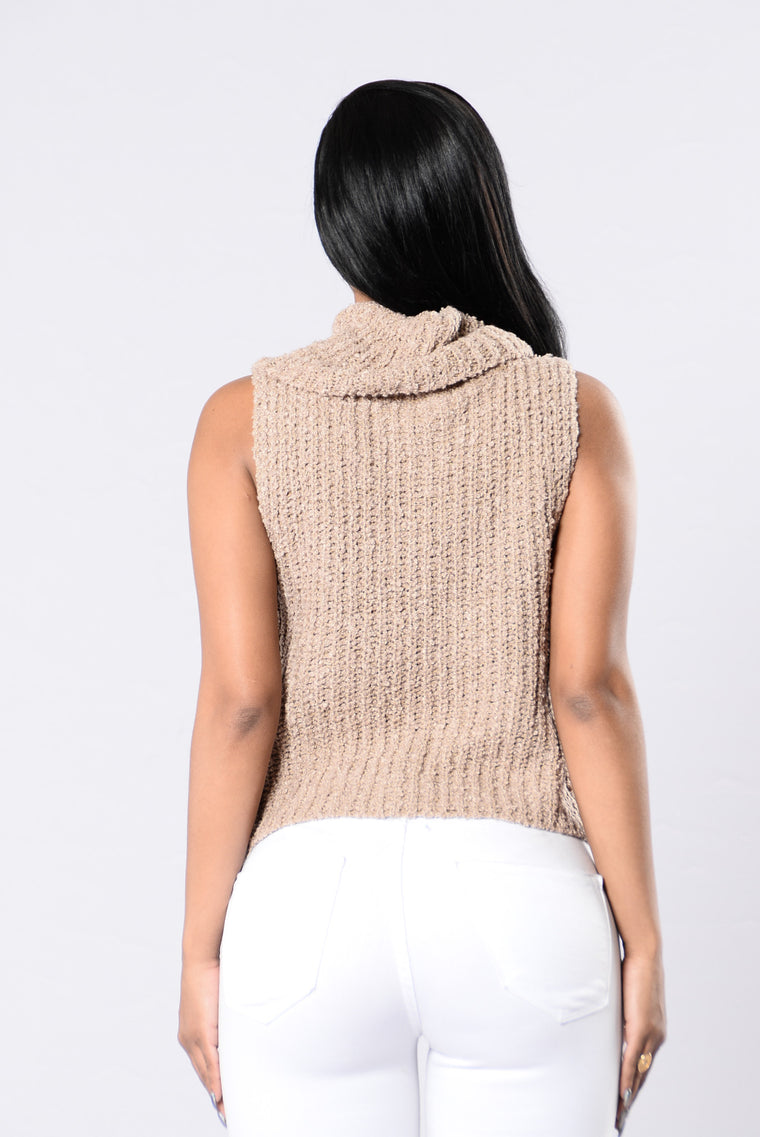 Cold World Sweater - Mocha