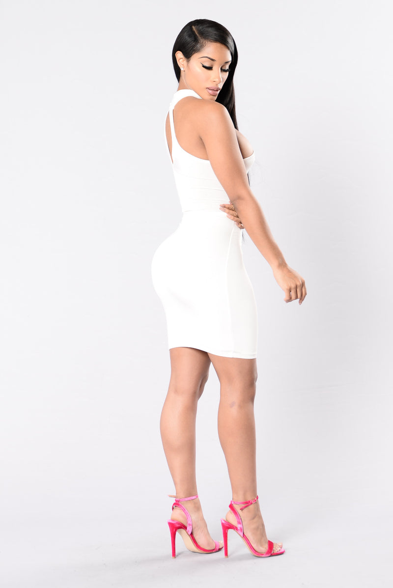 City Of Dreams Dress - Ivory