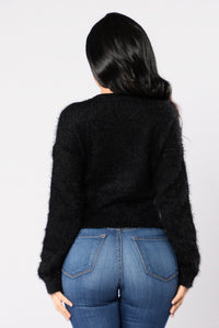 Softest Touch Sweater - Black
