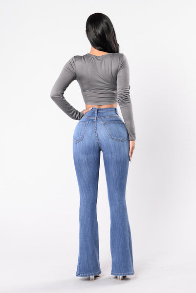 Try Me Jeans - Medium Blue