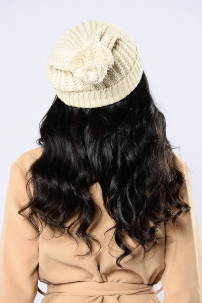 Cozy Up Beanie - Ivory