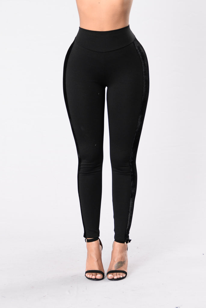 Race You There Pants - Black