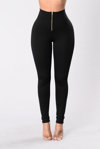 Just What I Needed Pants - Black
