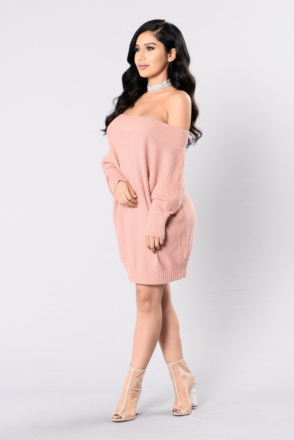 Jolene Sweater - Mauve