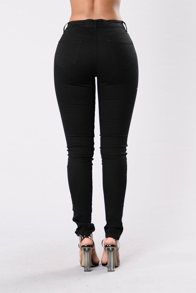 Kayla Pants - Black