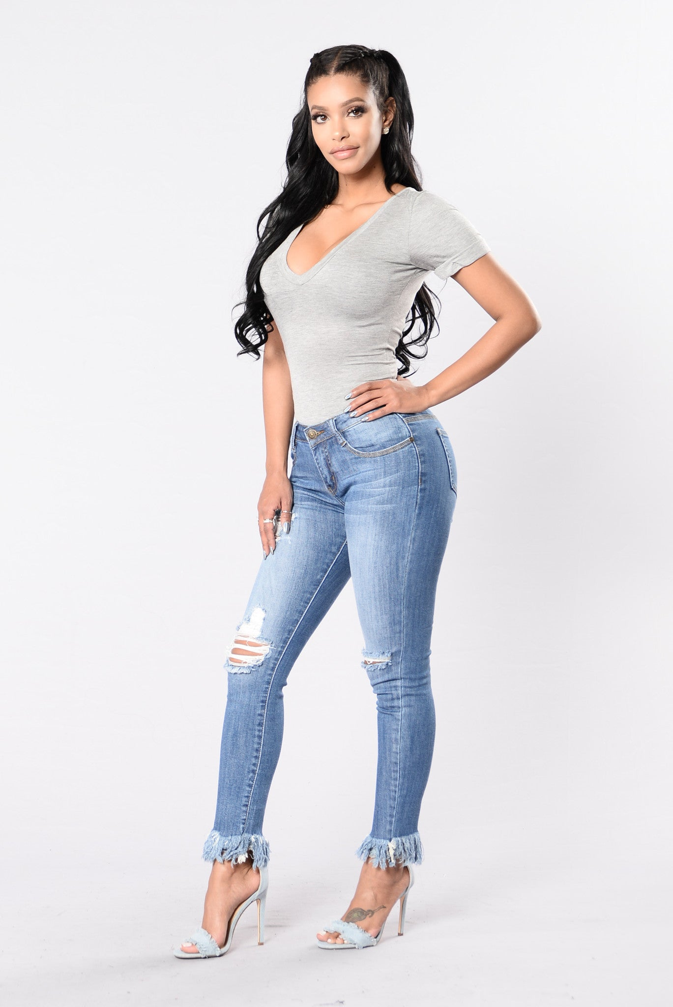 Shy Girl Jeans