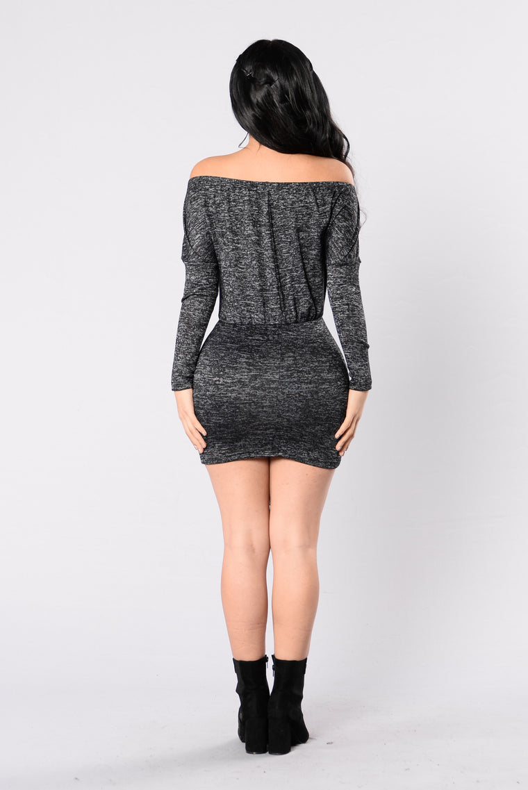 Carry Me Dress - Black