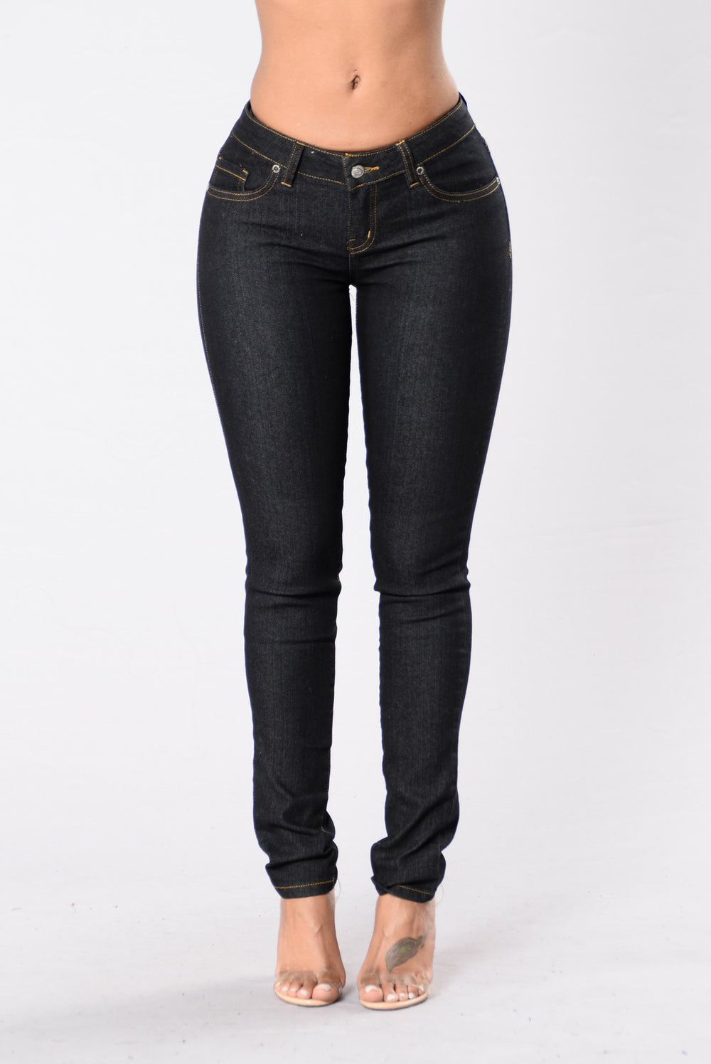 Up For The Challenge Jeans - Black