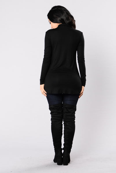 Shirley Tee - Black