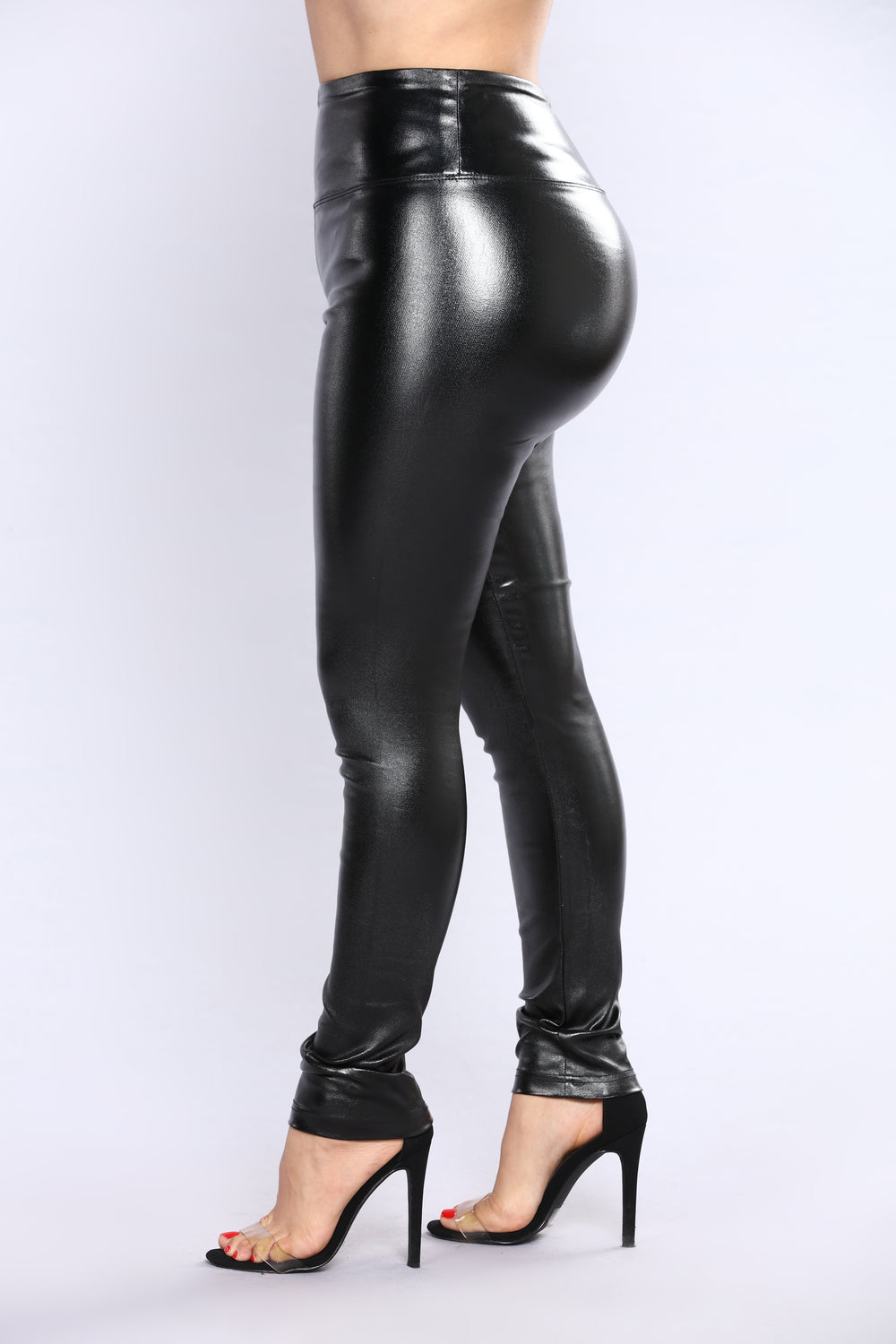 Classic Tummy Tucker Leggings - Black