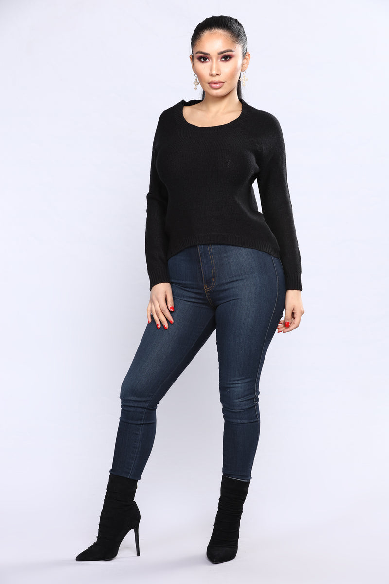 Juliette Sweater - Black