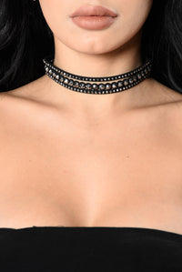 Katy Choker - Black