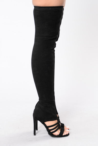 Bad B Boot - Black