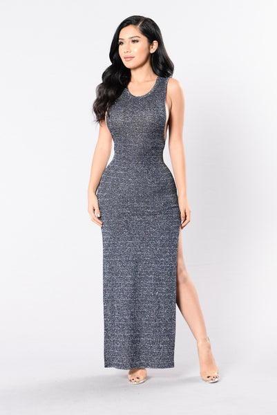 Supa Fly Dresses - Navy
