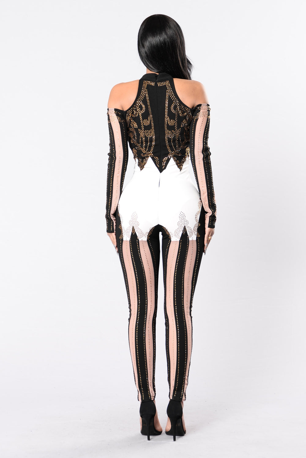 Stargirl Jumpsuit - Black