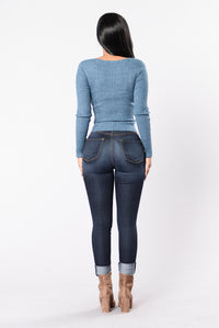 Sharlene Sweater - Slate