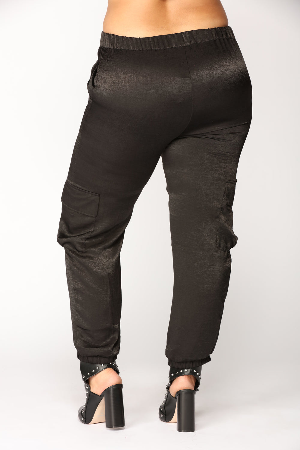 Pretty Fly Joggers - Black