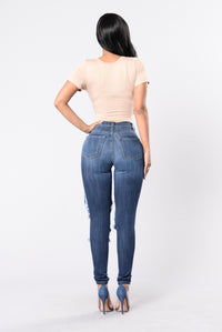 Electric Lady Jeans - Dark Wash