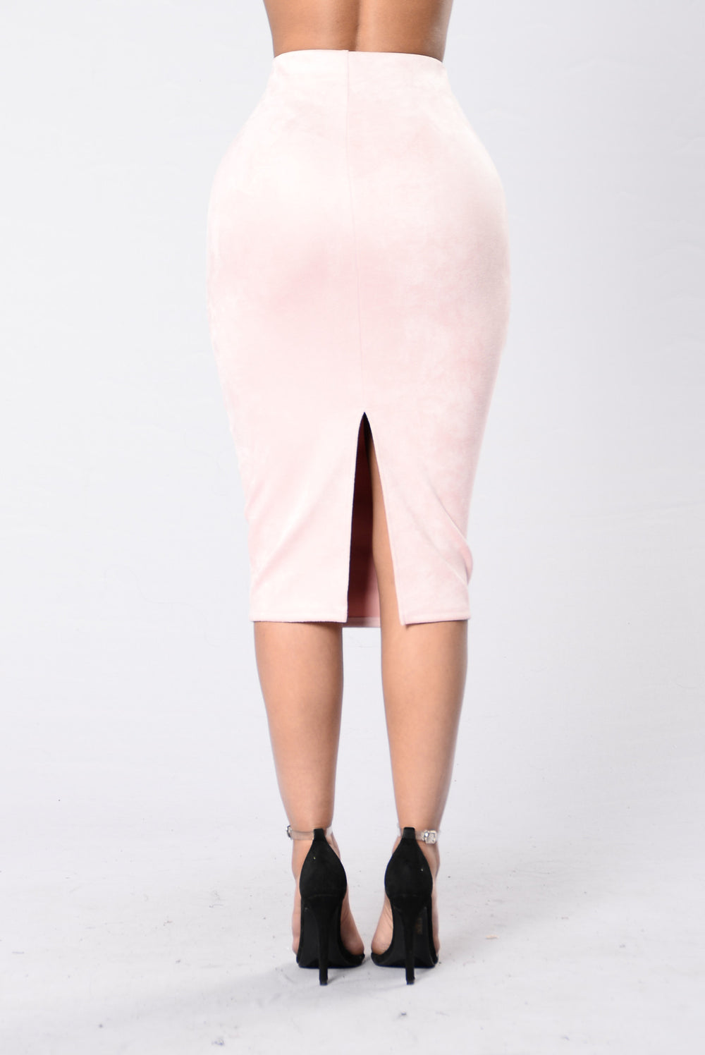 Of My Dreams Skirt - Dusty Pink