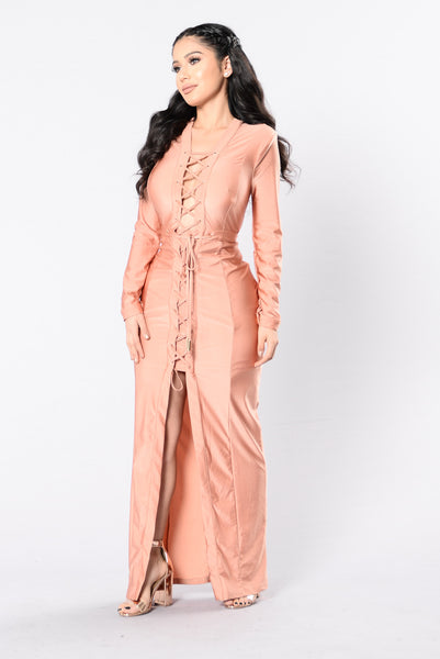 Freak 'Em Dress - Salmon