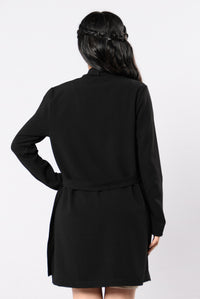 Play Date Jacket - Black