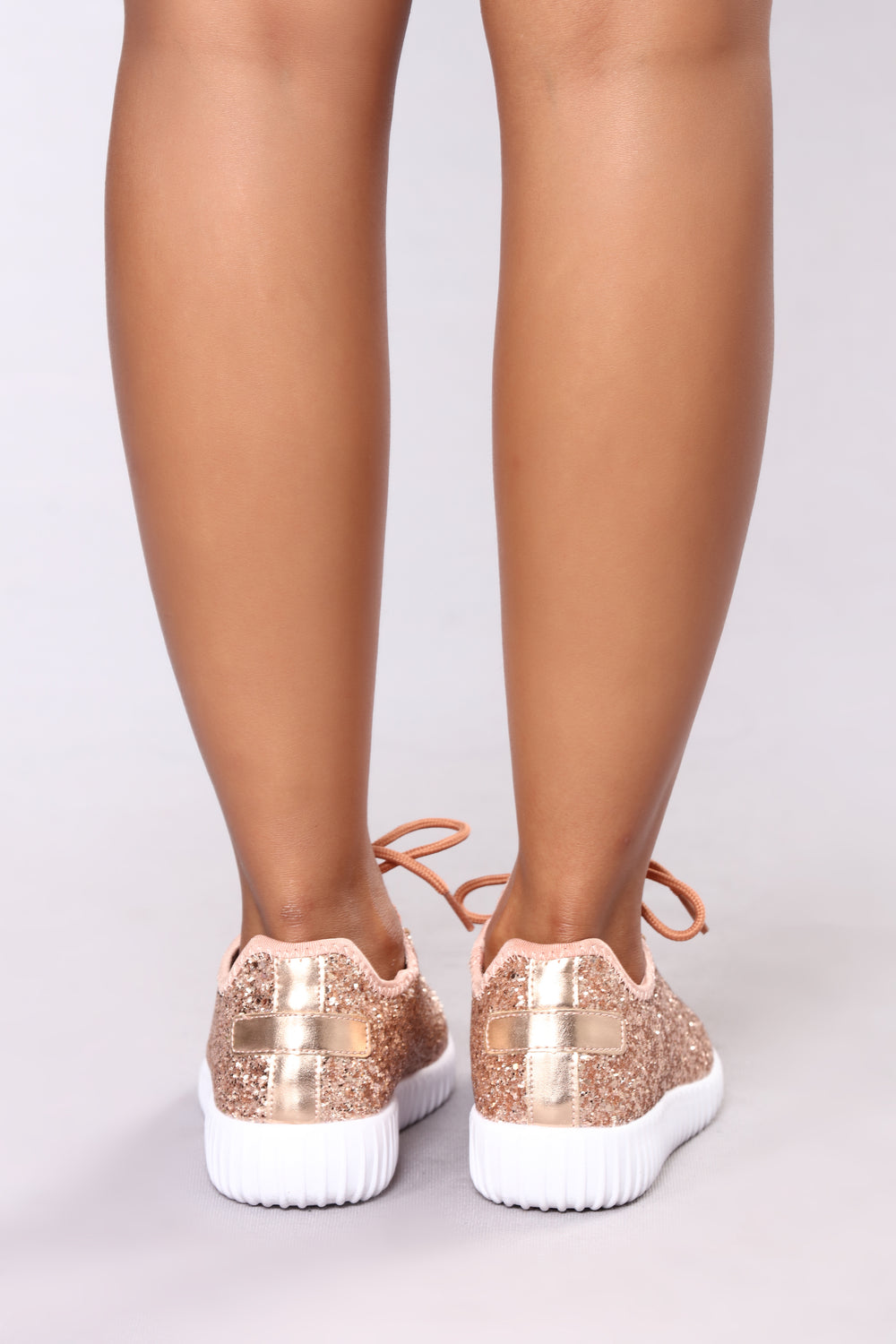 Sizzle Sis Sneaker - Rose Gold
