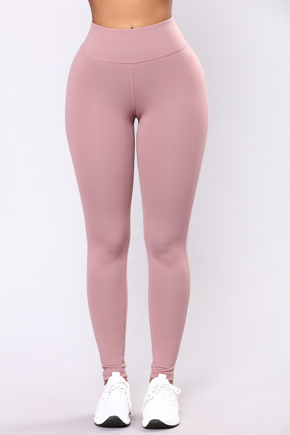 Get Active Pants - Mauve