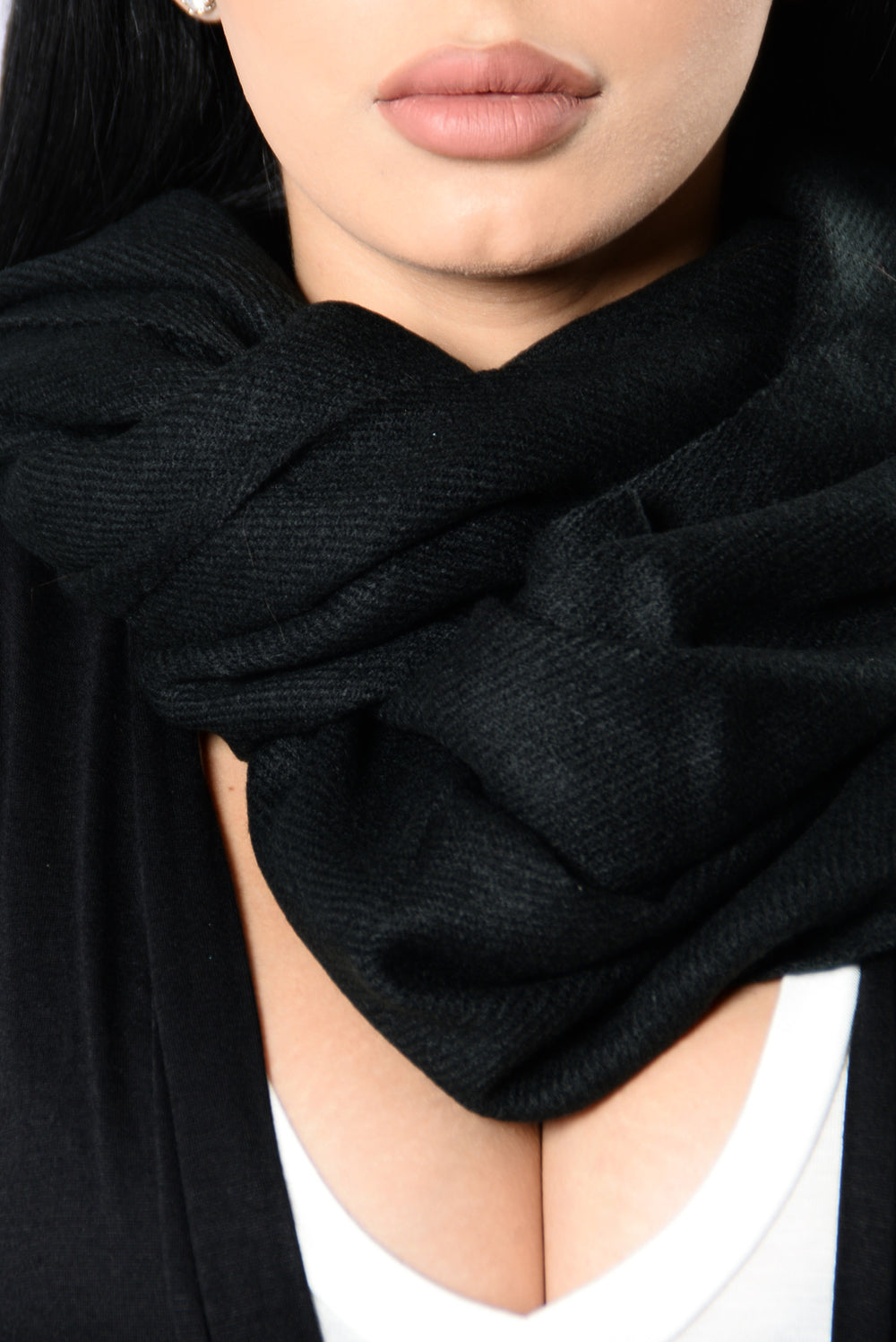 Easily Yours Scarf - Black
