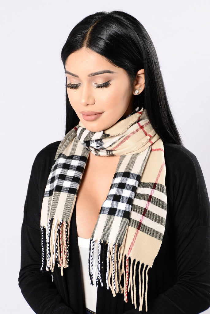 Good Gets Better Scarf - Ivory