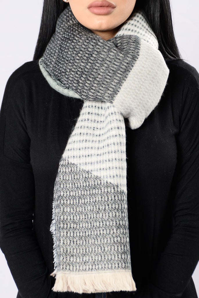 Never Cold Blanket Scarf - Mint