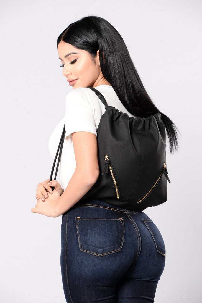High Expectations Backpack - Black