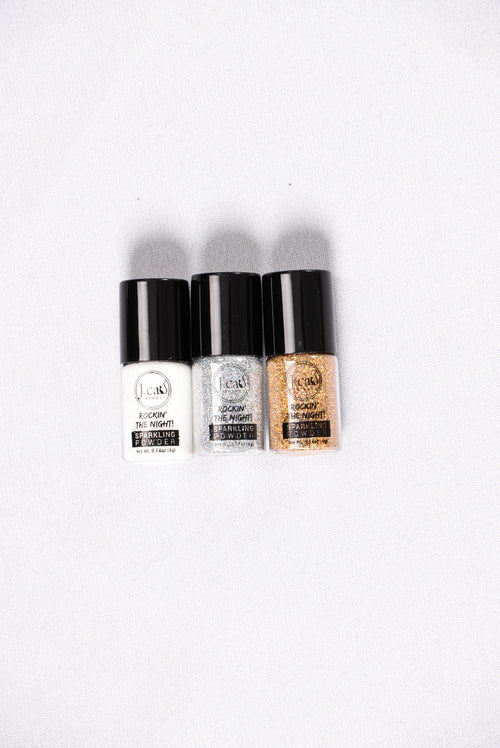 Shine Bright Sparkling Powder Pack - Iridescent Classics