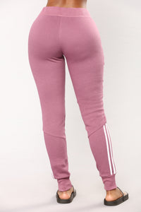 Lover Lounge Jogger - Light Purple