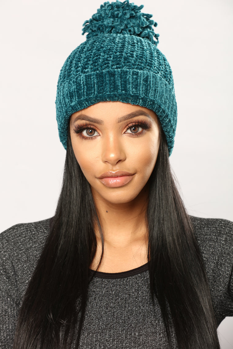Maybe Some Other Time Beanie - Teal