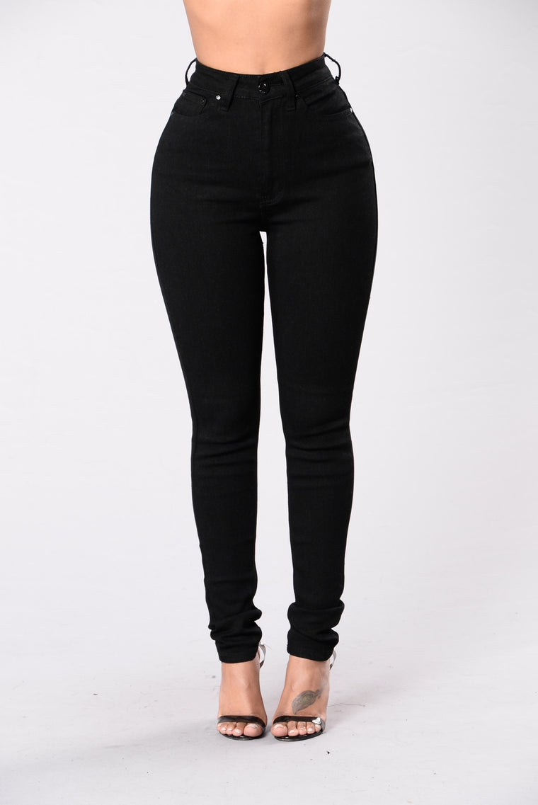 Be United Jeans - Black