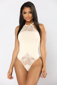 Exotic Dreams Teddy - Ivory